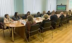 Встреча с экспертами Всемирного банка