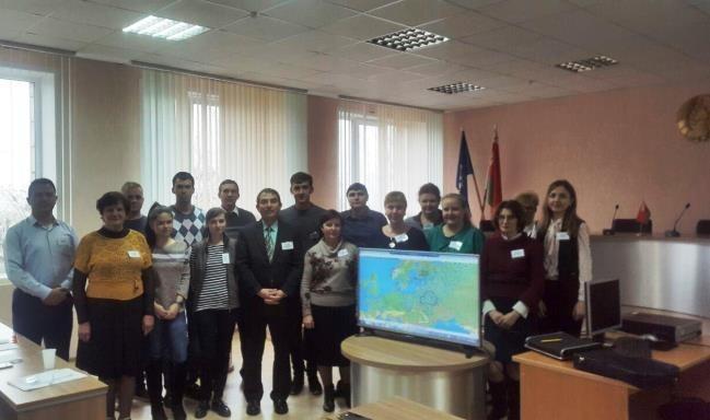 Visit of Turkish state meteorological services' representatives to Belhydromet