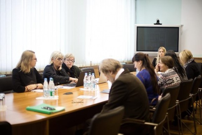 Visit of an expert group of international project technical support «Support of effective monitoring of emissions into the atmospheric air and radiate monitoring, improvement of environment management in Belarus»