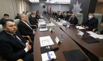 9 апреля 2021 года прошло заседание КЧС при Совете Министров в Республиканском центре управления и реагирования на чрезвычайные ситуации МЧС